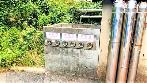 送水口 標識 白地バックとは大阪市条例と異なるルール