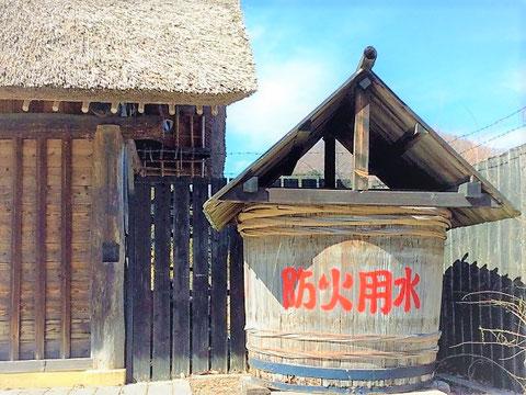 防火水槽 井戸