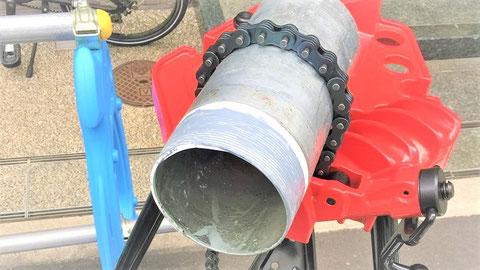 防災屋は配管工事 連結送水管