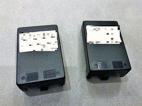 2つの音声ロムパックが並んでいる理由 火災通報装置