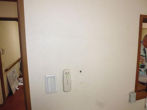 火災通報装置本体を設置する場所を選定