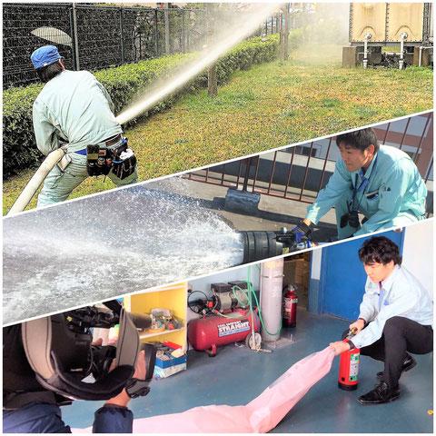 消防設備士の業務