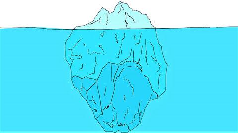 氷山の一角 消防法違反