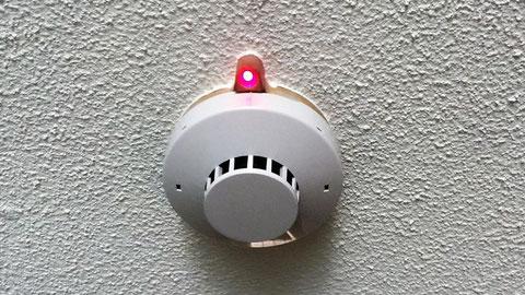 Smork detector(煙感知器)