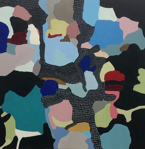 Naples Florida abstract artist