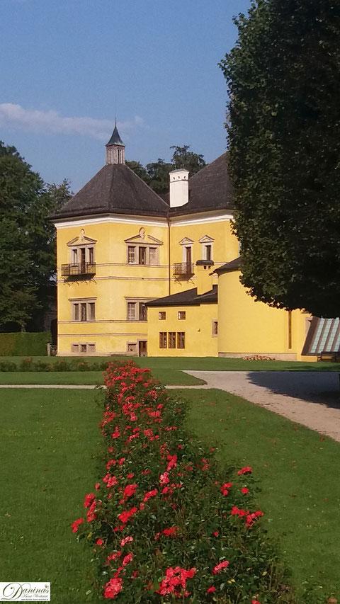 Salzburg Schlosspark Hellbrunn
