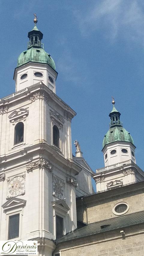 Salzburger Dom erlitt 10 Brände