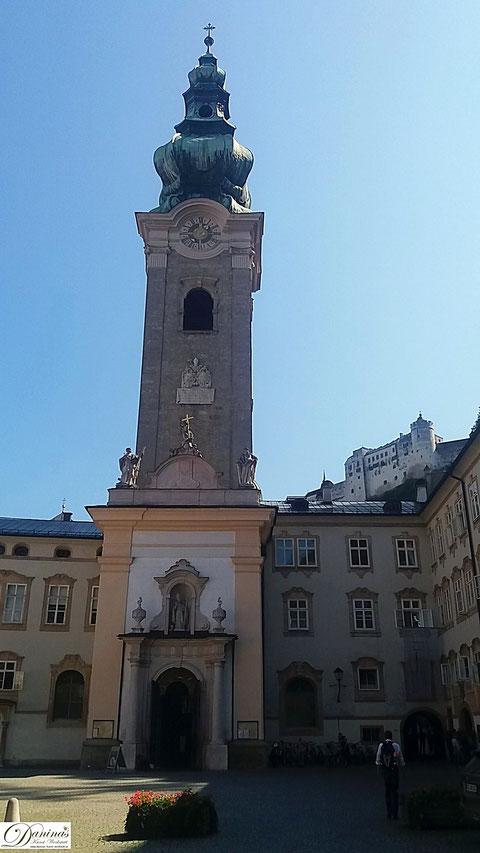 Salzburg, Stiftskirche St. Peter