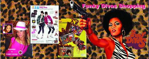 Funky Divas  Shopingはこちらをクリックして下さい!