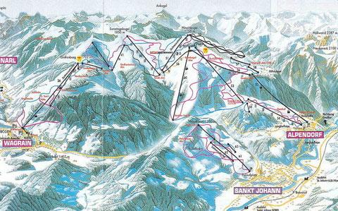 Skiwelt Amadé