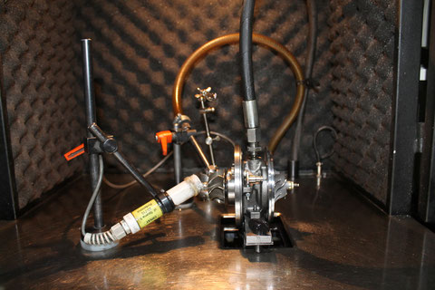 Rumpfgruppen-Auswuchtmaschine