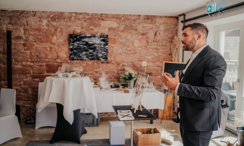 Zauberer Hochzeit Würzburg Show