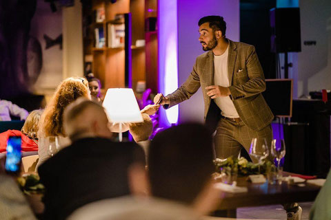 Zauberer Fulda Hochzeit