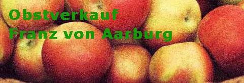 Obstverkauf Franz von Aarburg