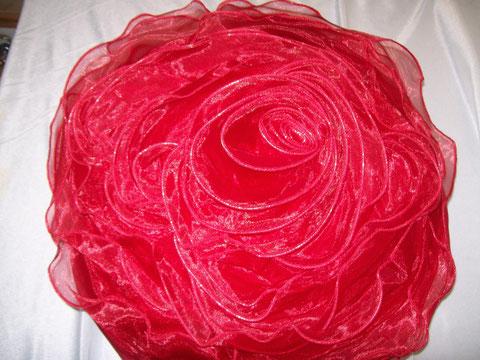 Rosenkissen ca. 40 cm