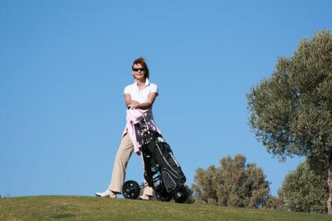 kreta Golf club  3.Januar 2010