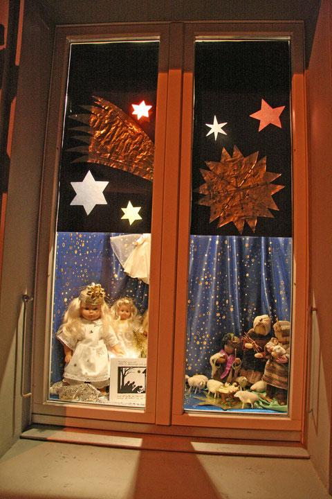 Fenster P. und U. Kehrli, (Foto A. Zaugg)