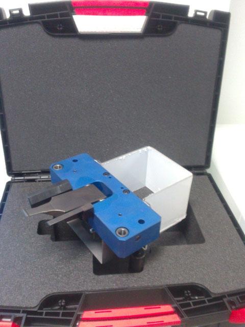 Réalisation complète de montages de contrôle livrés en malette plastique