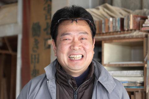株式会社ナカヤマ 代表取締役 中山 義博