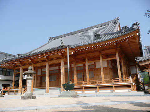 寺社の施工実績は多数ございます。