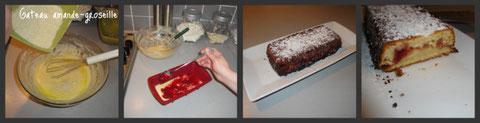 Une recette inspirée par la gelée de groseille de Juju...