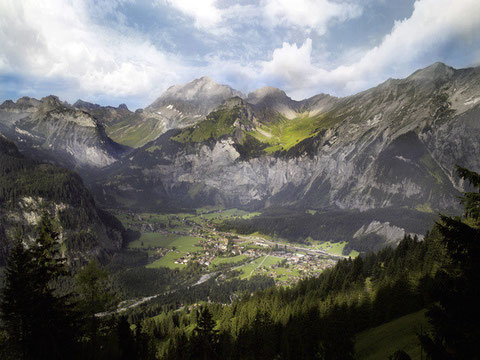 Kandersteg in Summer Time