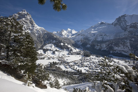 Kandersteg in Winter Time