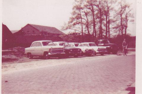 Overzichtsfoto 1963 in Plan Noord.Prinses Marijkestraat 30