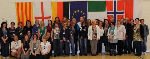 KKS Gießen Comeniustreffen England