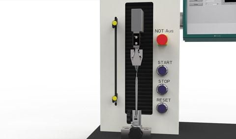 Dosimeter und Zylinderampullen - dental Instruments Joachim Wilhelm Enginnering
