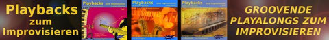 Playbacks zum Improvisieren von Jörg Sieghart - E-Gitarre Jamtracks Rock Funk Fusion Blues... (www.tunesdayrecords.de)