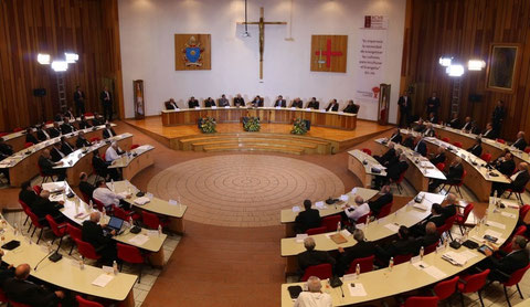 Reunión de la Conferencia del Episcopado Mexicano (CEM).