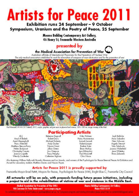 Artists for Peace 20