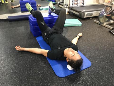 呼吸トレーニング