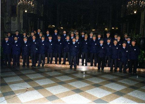 1999 - Valenza - Concerto nella Cattedrale