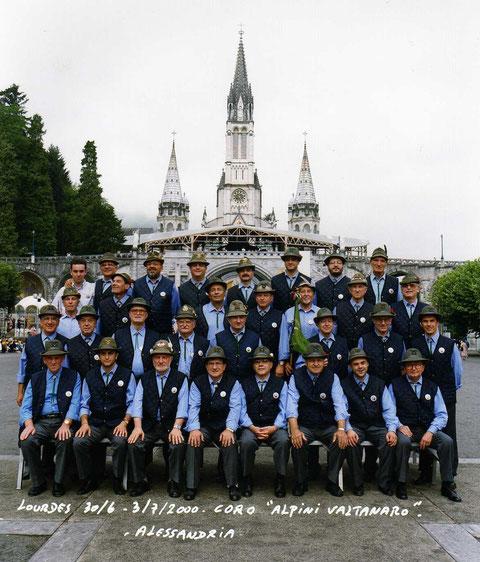 2000 - Lourdes