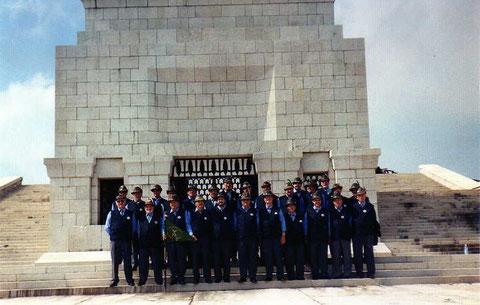 2001 - 30 giugno - Monte Grappa