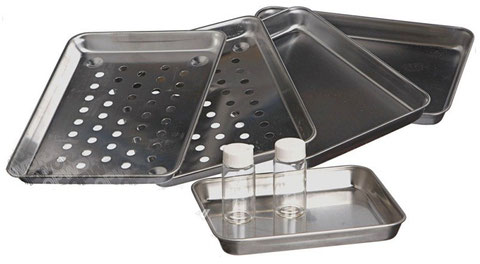 Trays and Sample Containers