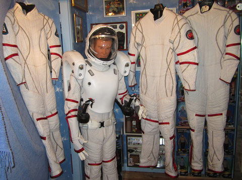 The Space Suit Collection - Defying Gravity Costumes & Props