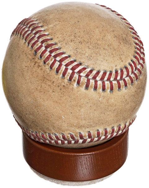 Screen Used Maddux Donner's Basaball Ball