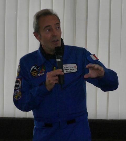 Jean-François Clervoy : Astronaut & Zero-G Director