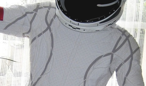 Production Made Space Suit in this Collection