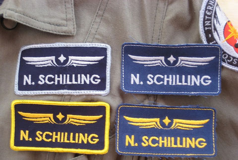 Patches : Screen Used & Prototypes