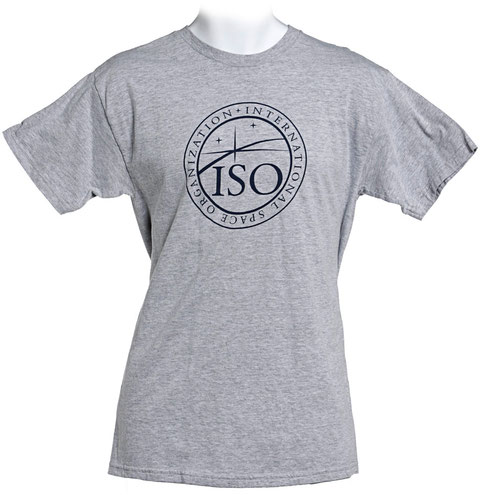 Men's ISO Grey T-Shirts