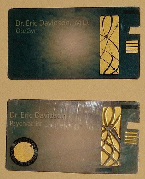 Dr Davidson Cards