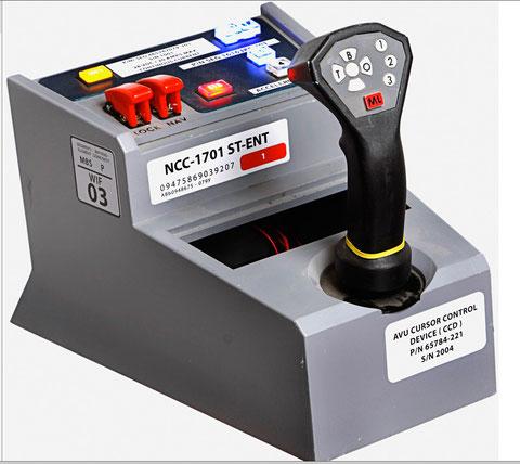 Antares Joystick Console