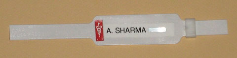Hopital Name Tag