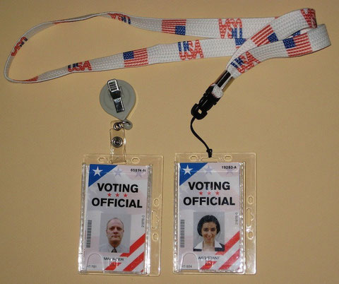 Voting Badges