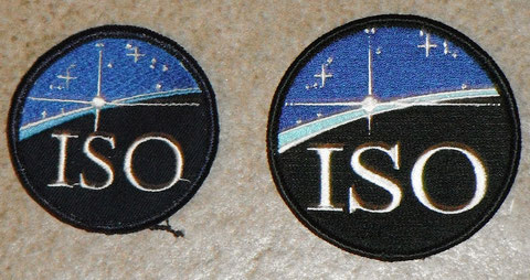 ISO small : Production Made  patch / Repro patch