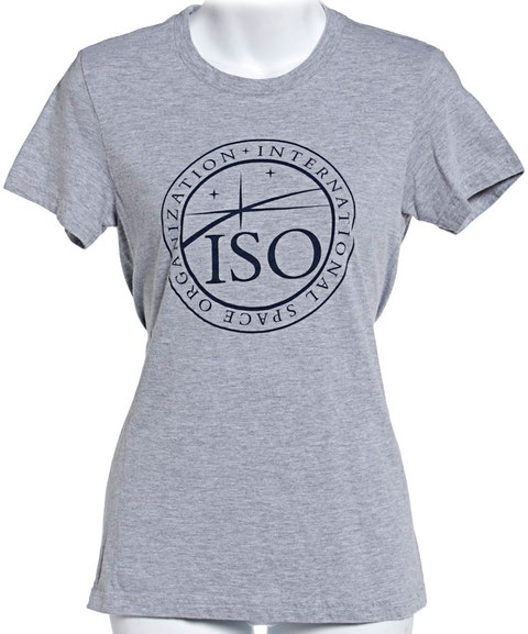 Women's ISO Grey T-Shirts